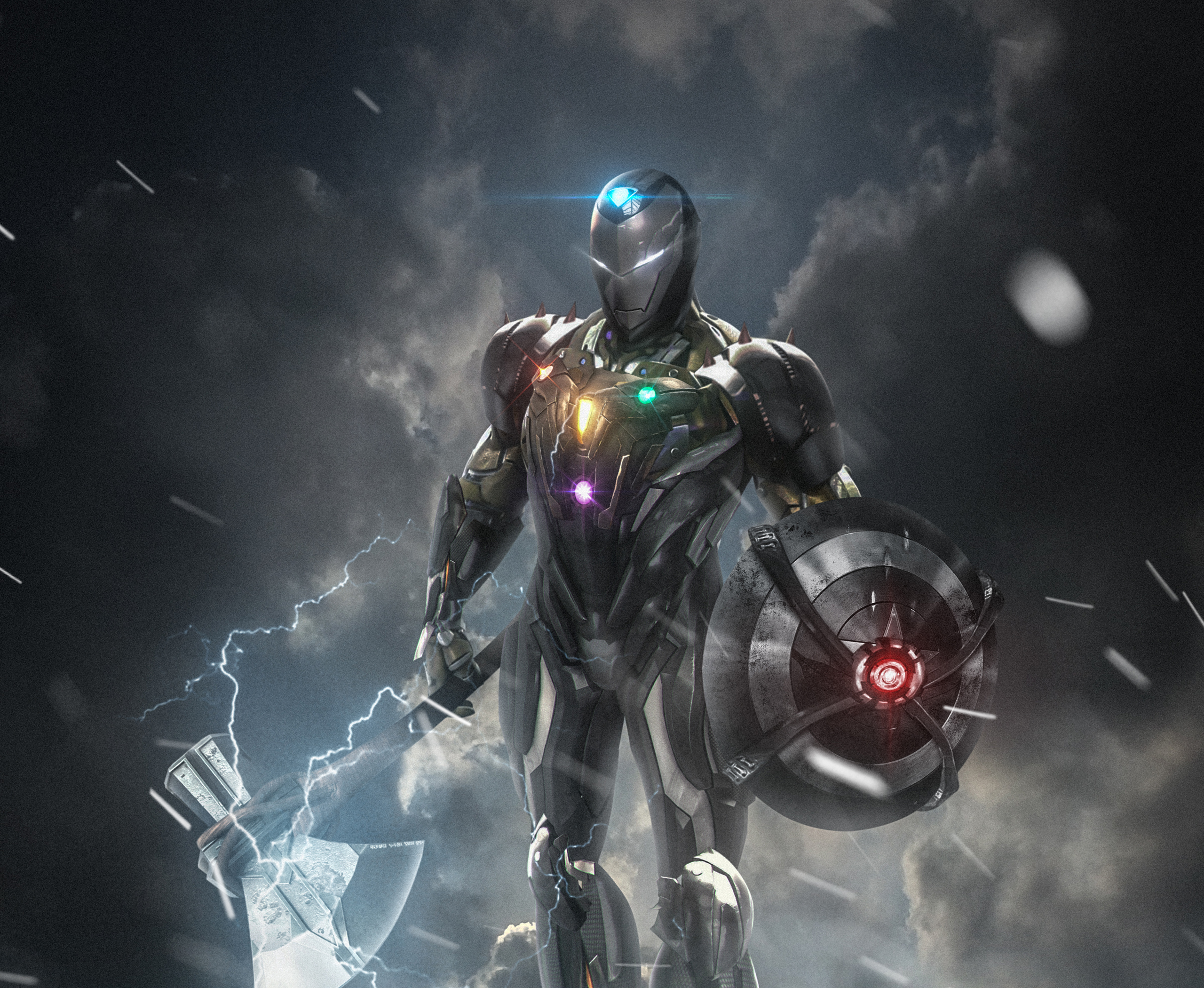 Unduh 800+ Wallpaper Keren Avengers Endgame HD Paling Baru