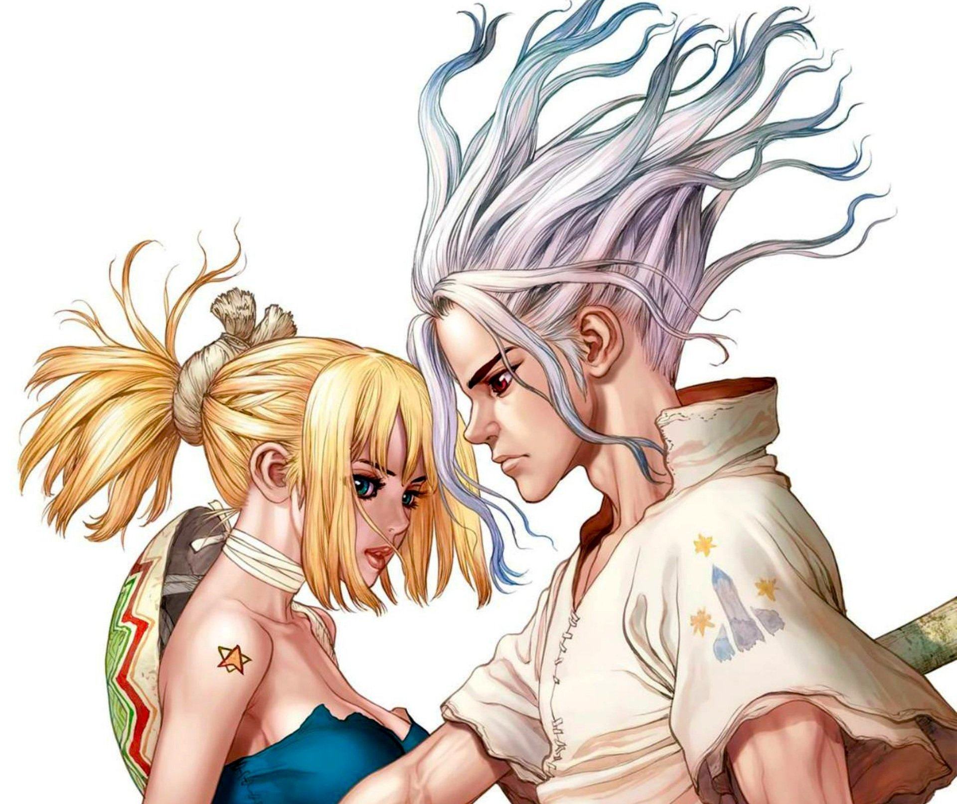 60 Dr Stone Hd Wallpapers Background Images Wallpaper Abyss Page 2