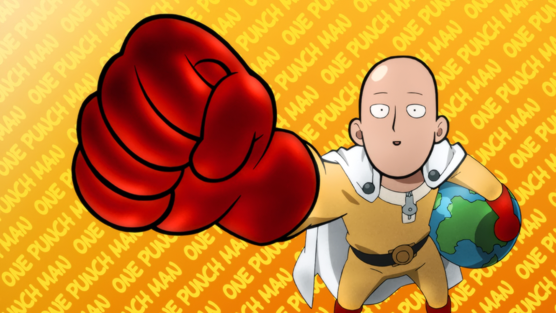 One Punch Man Hd Wallpaper Background Image 1920x1080 Id