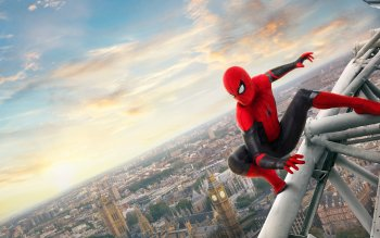 85 Spider Man Far From Home Hd Wallpapers Background