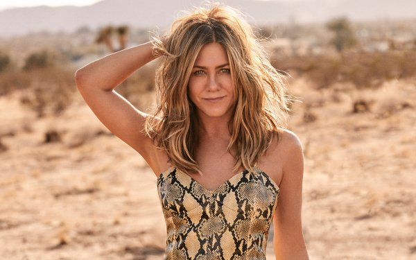 Celebrity Jennifer Aniston Actresses United States American Actress Blonde HD Wallpaper   Background Image