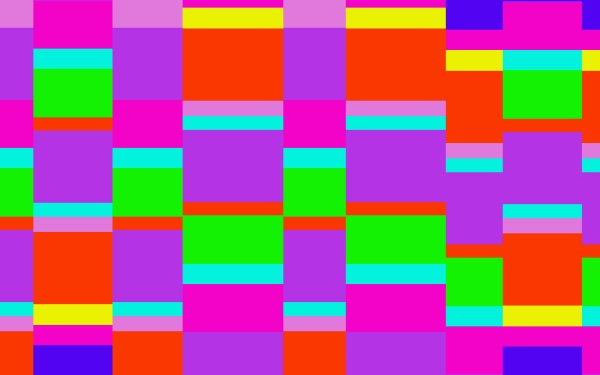 Abstract Geometry Shapes Colorful Rectangle HD Wallpaper | Background Image