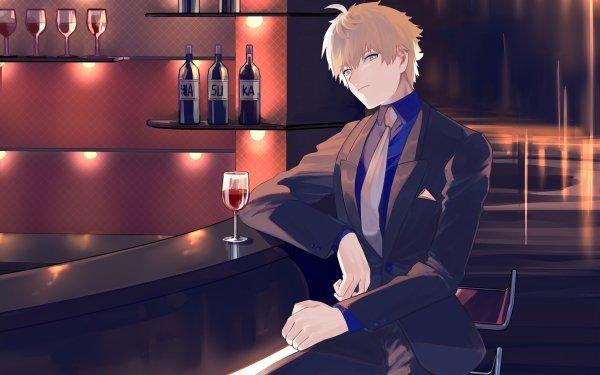 Anime Fate/Grand Order Fate Series Arthur Pendragon HD Wallpaper   Background Image