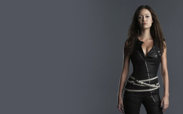 Celebrity Summer Glau Actresses United States Actress American Brunette Long Hair Brown Eyes HD Wallpaper   Background Image