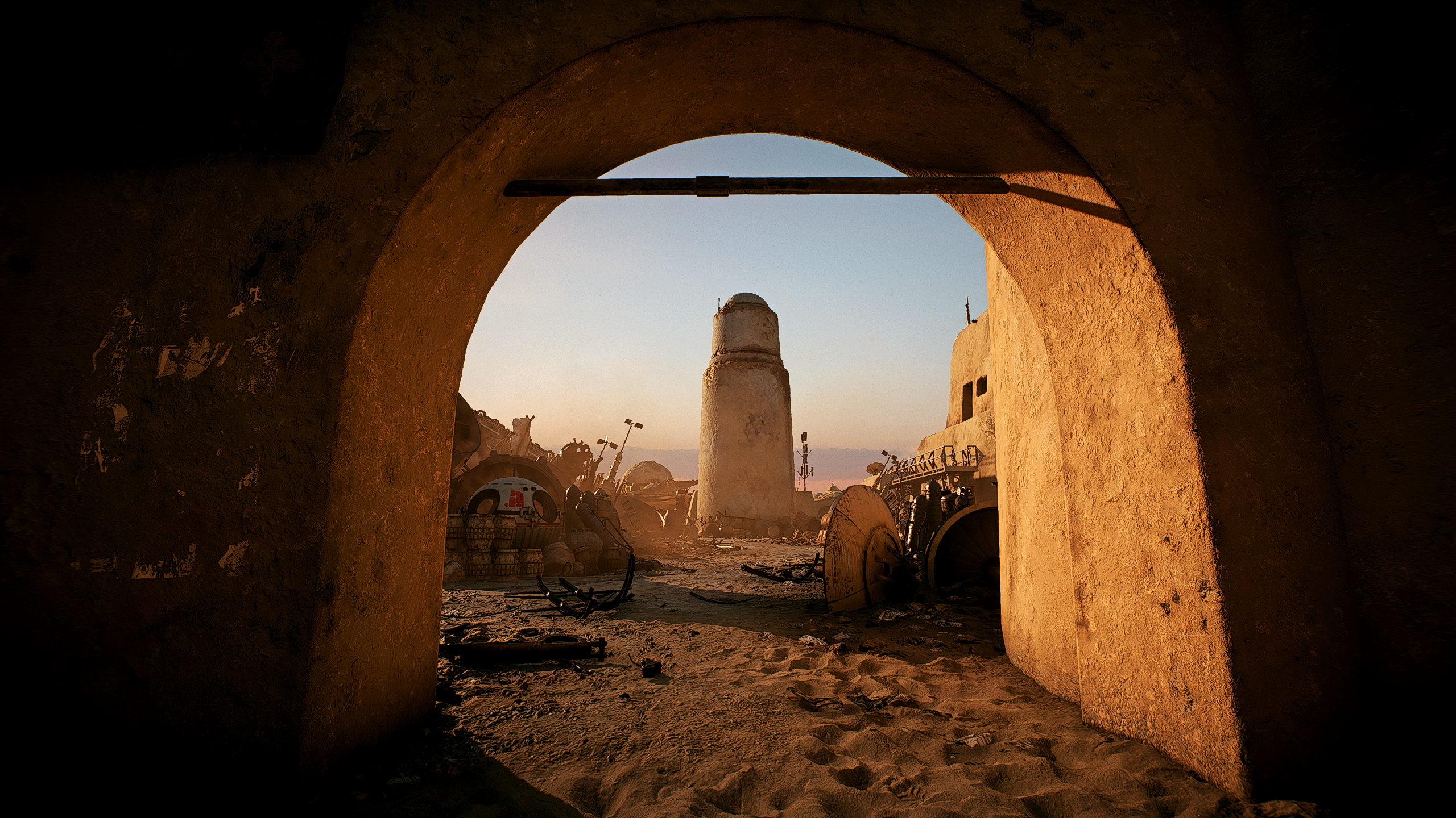 Star Wars Battlefront Ii Hd Wallpaper Background Image