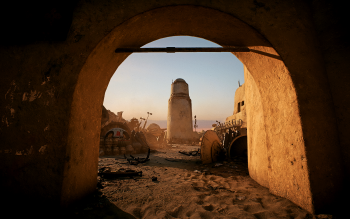 16 Tatooine Star Wars Hd Wallpapers Background Images Wallpaper Abyss