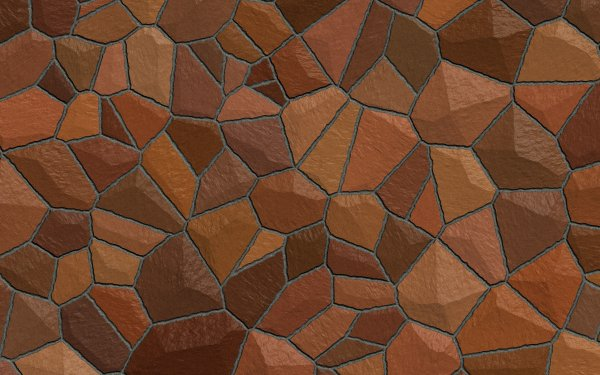 Abstract Brown Pattern Texture Mosaic HD Wallpaper | Background Image