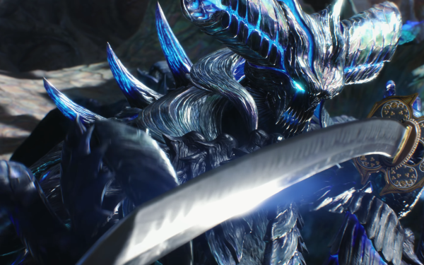 Video Game Devil May Cry 5 Devil May Cry Vergil HD Wallpaper | Background Image
