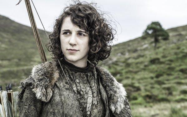 TV Show Game Of Thrones Meera Reed Ellie Kendrick HD Wallpaper | Background Image