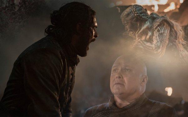 TV Show Game Of Thrones Jon Snow Lord Varys Daenerys Targaryen Aegon Targaryen Jorah Mormont HD Wallpaper | Background Image
