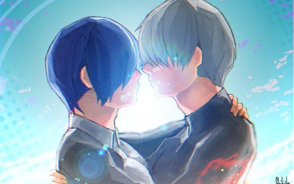 Anime Tokyo Ghoul:re Ken Kaneki Touka Kirishima HD Wallpaper | Background Image