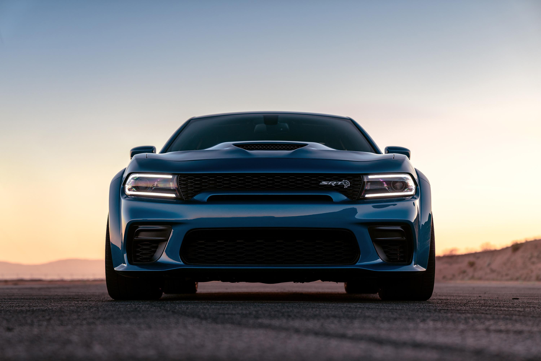 Dodge Charger Srt Hd Wallpaper Background Image