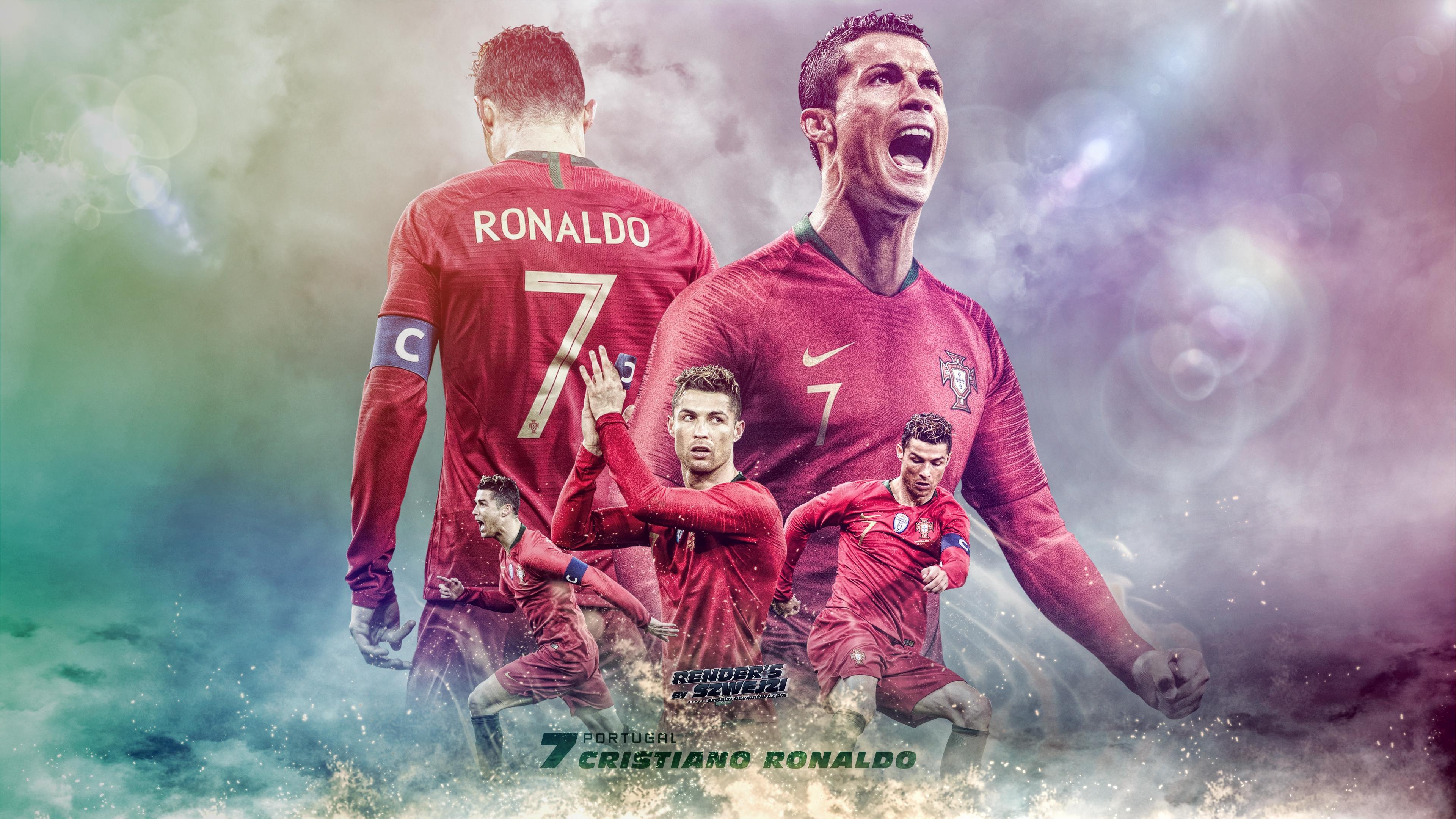 Cristiano Ronaldo 4k Ultra Hd Wallpaper Background Image 3840x2160 Id 1027466 Wallpaper Abyss
