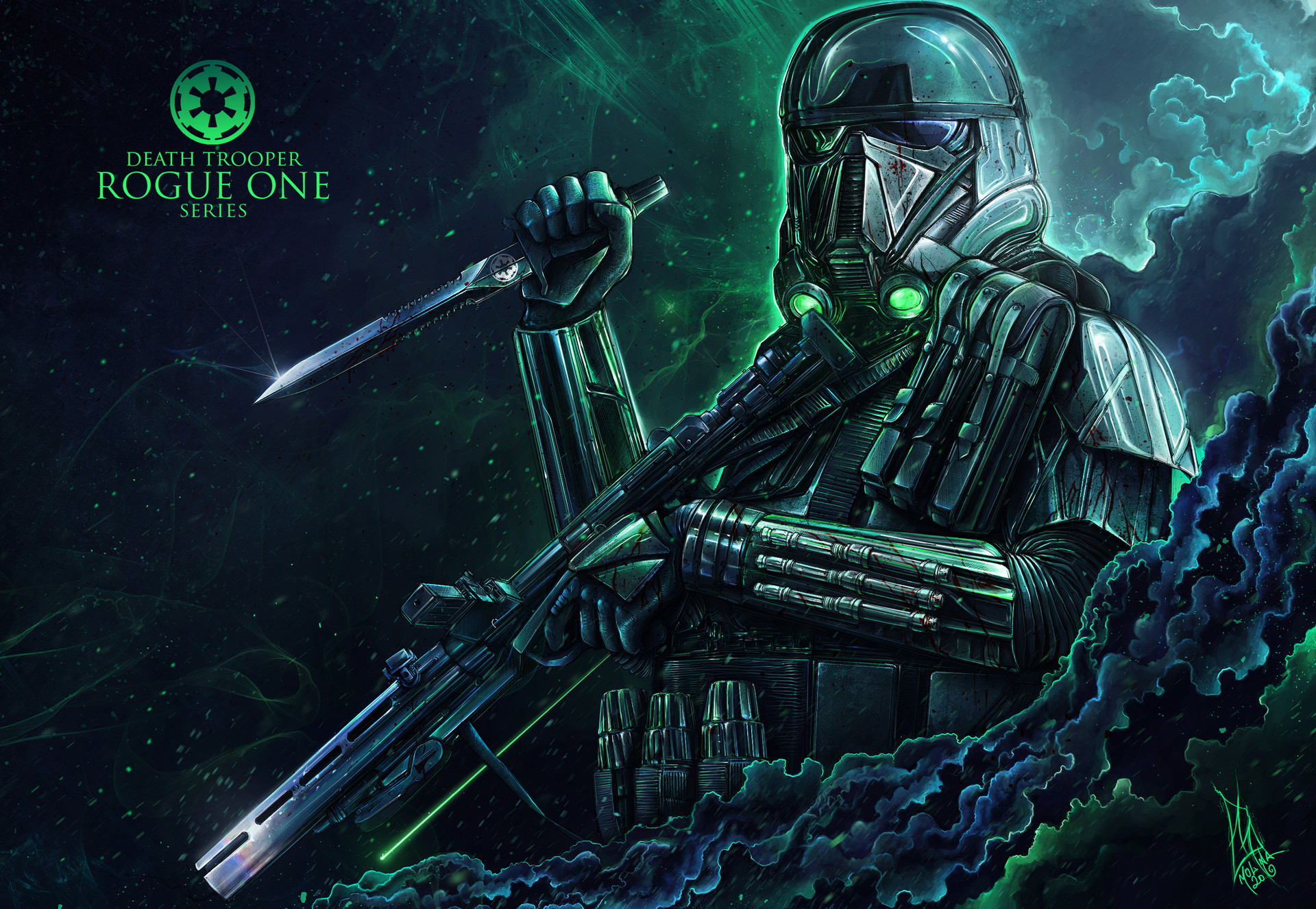 Death Trooper Hd Wallpaper Background Image 1920x1326 Id 1028345 Wallpaper Abyss