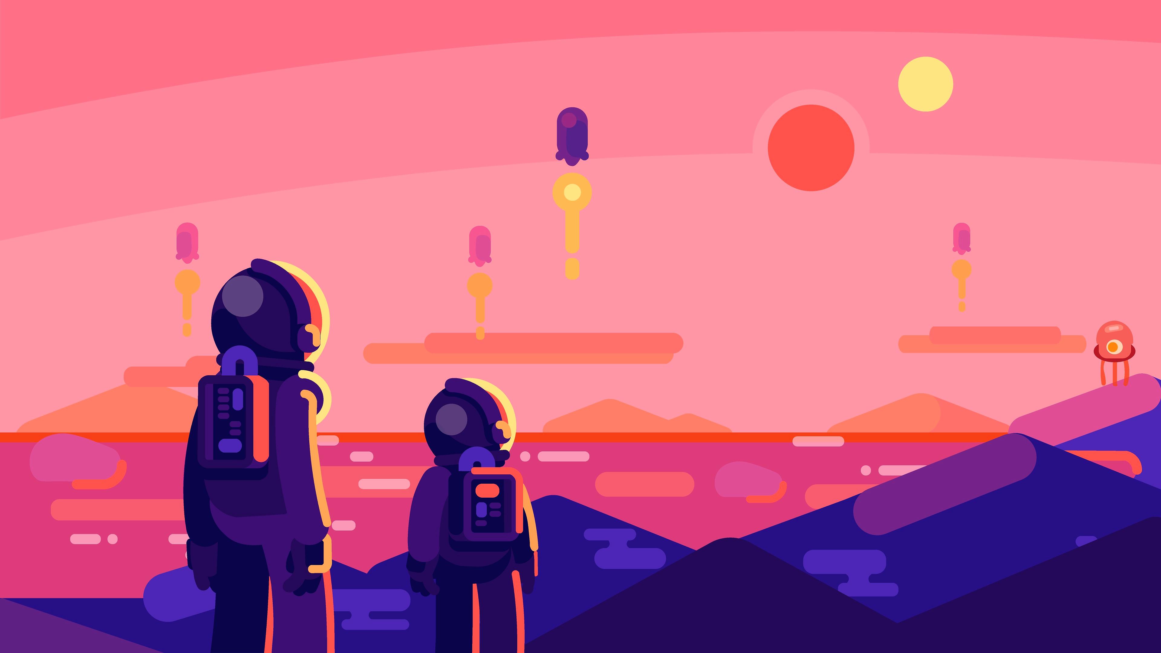 Astronaut 4k Ultra Hd Wallpaper Background Image 3840x2160 Id 1029683 Wallpaper Abyss