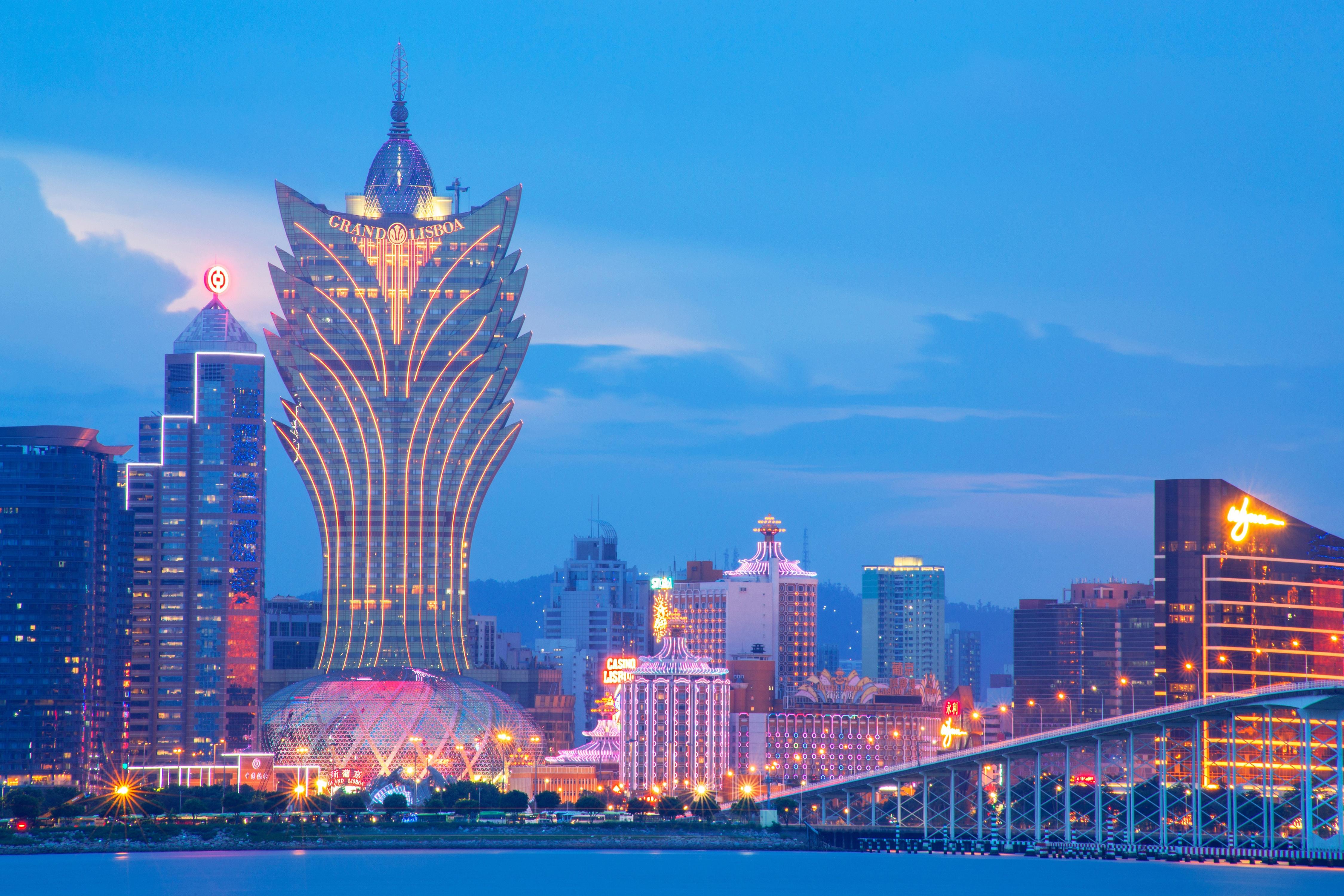 Macau Stadt