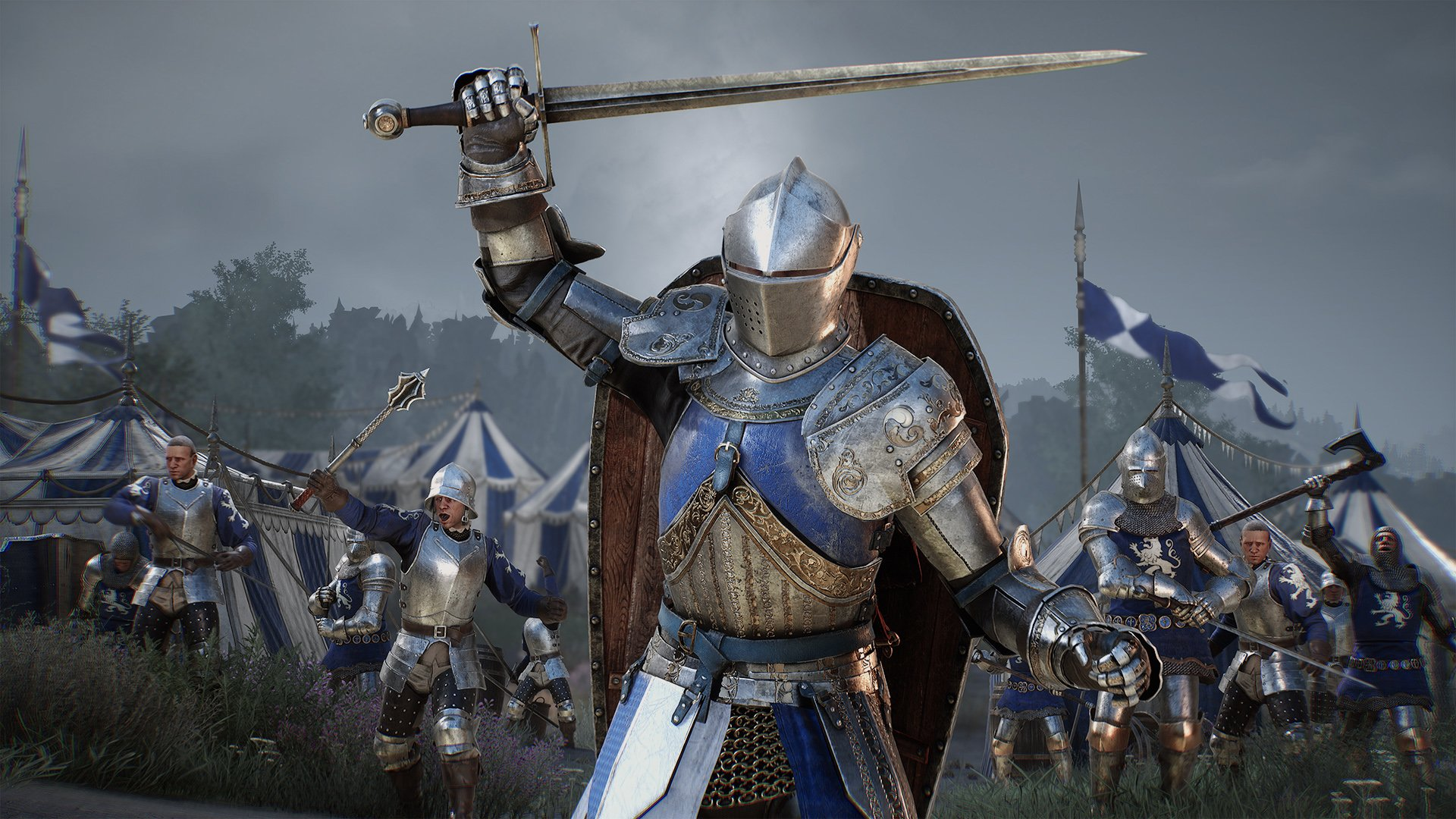 Chivalry 2 HD Wallpaper | Background Image | 1920x1080 | ID:1021913 -  Wallpaper Abyss