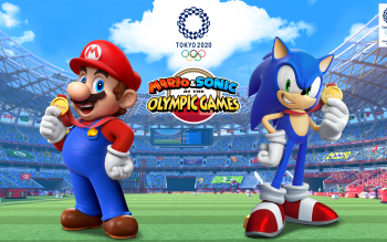 1 Mario Sonic At The Olympic Games Tokyo 2020 Hd Wallpapers Background Images Wallpaper Abyss