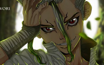 62 Dr Stone Hd Wallpapers Background Images Wallpaper Abyss
