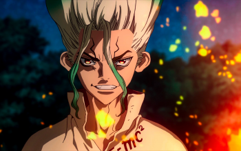 54 Dr Stone Hd Wallpapers Background Images Wallpaper Abyss