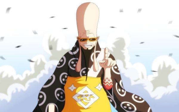 Anime One Piece Fukurokuju HD Wallpaper   Background Image