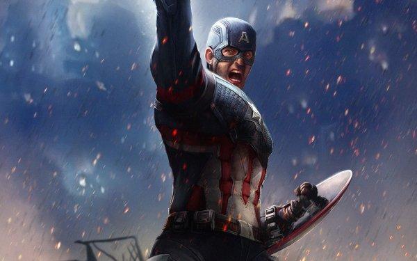 Comics Captain America Marvel Comics HD Wallpaper   Background Image