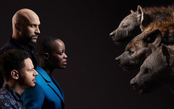 Movie The Lion King (2019) Keegan-michael Key Florence Kasumba Eric André HD Wallpaper | Background Image