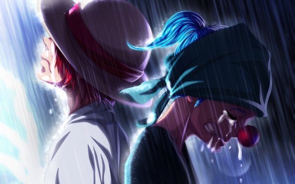 Anime One Piece Shanks Buggy HD Wallpaper   Background Image