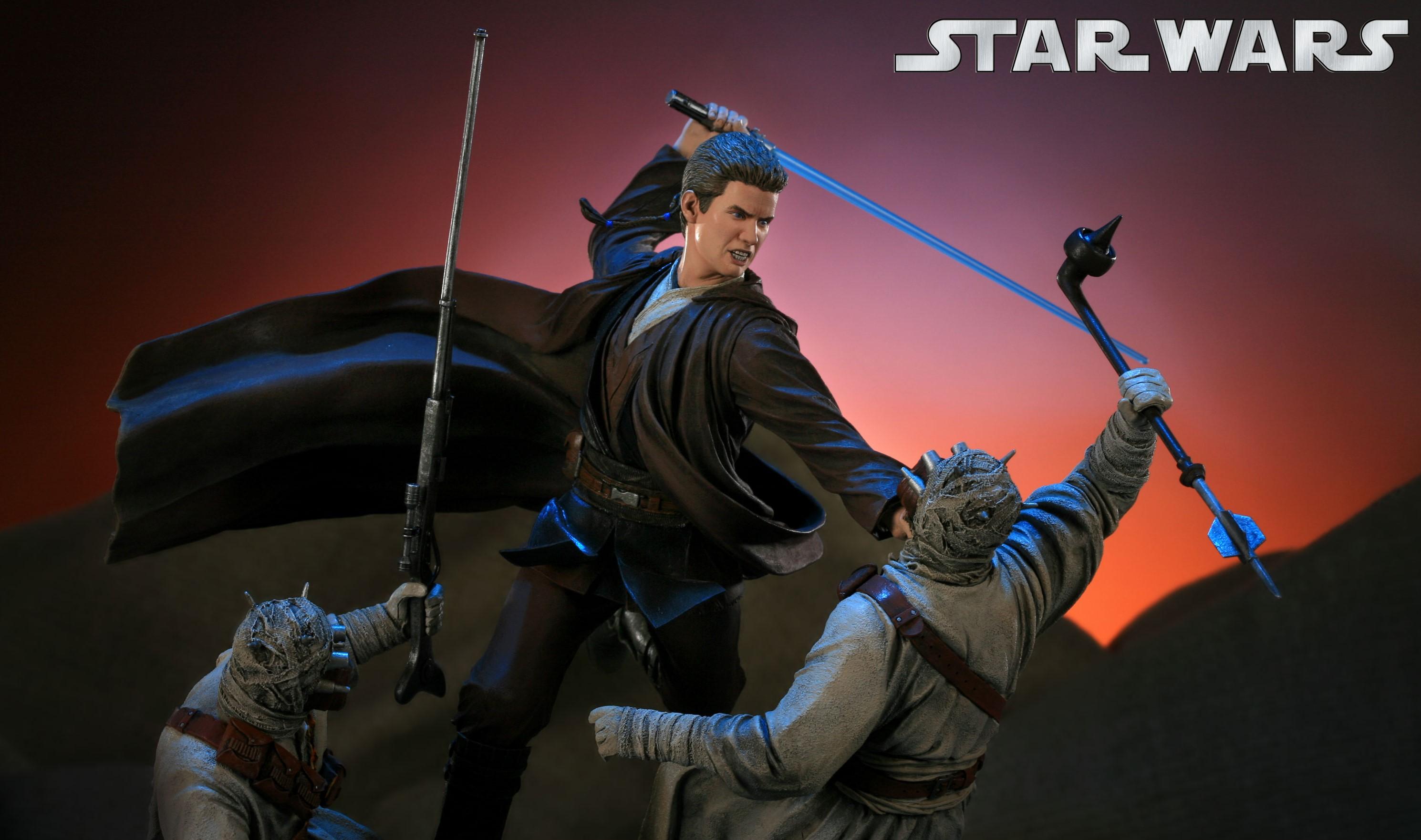 Star Wars Episode Ii Attack Of The Clones Hd Wallpaper