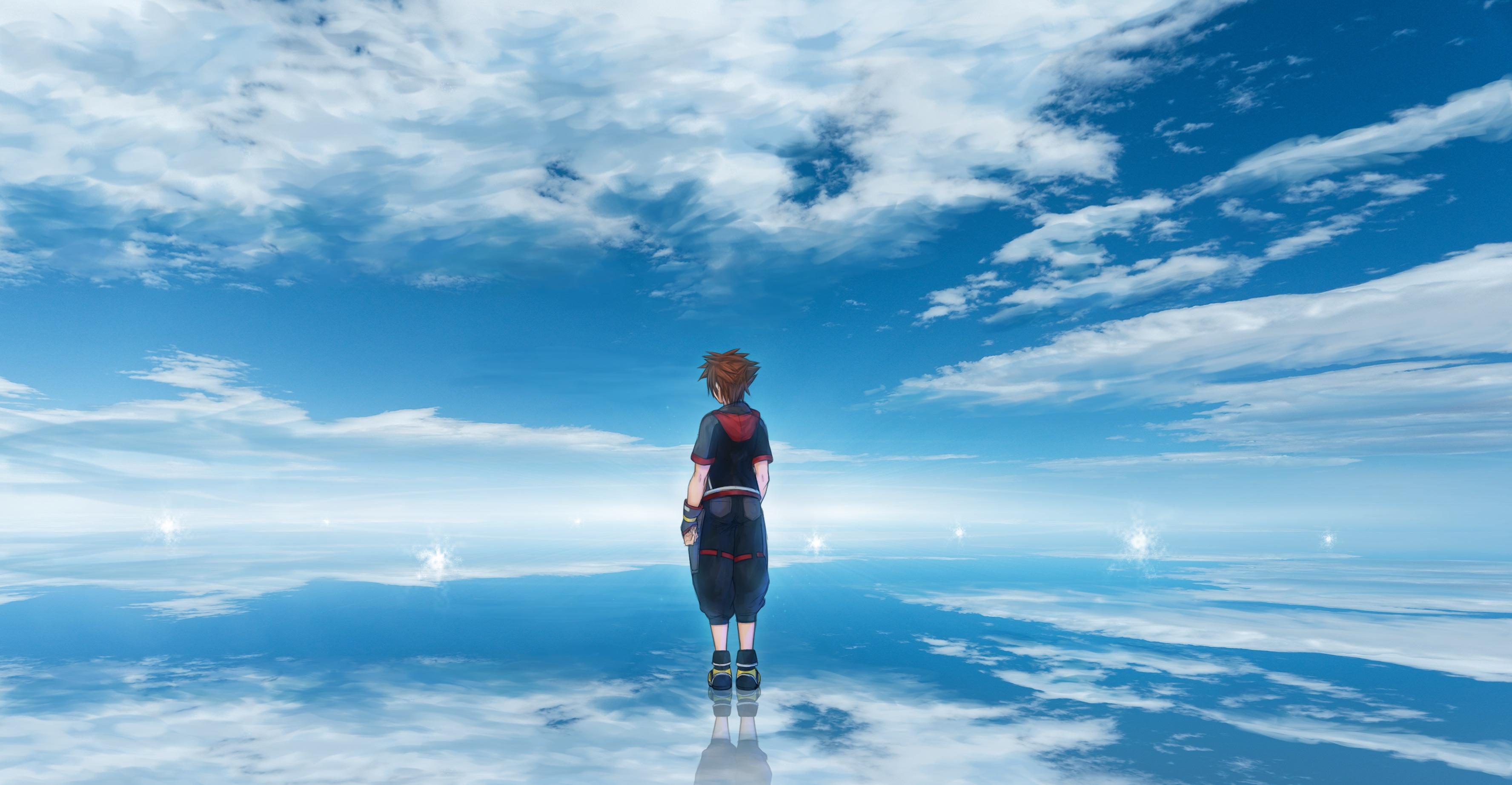 Kingdom Hearts Iii Fondo De Pantalla Hd Fondo De
