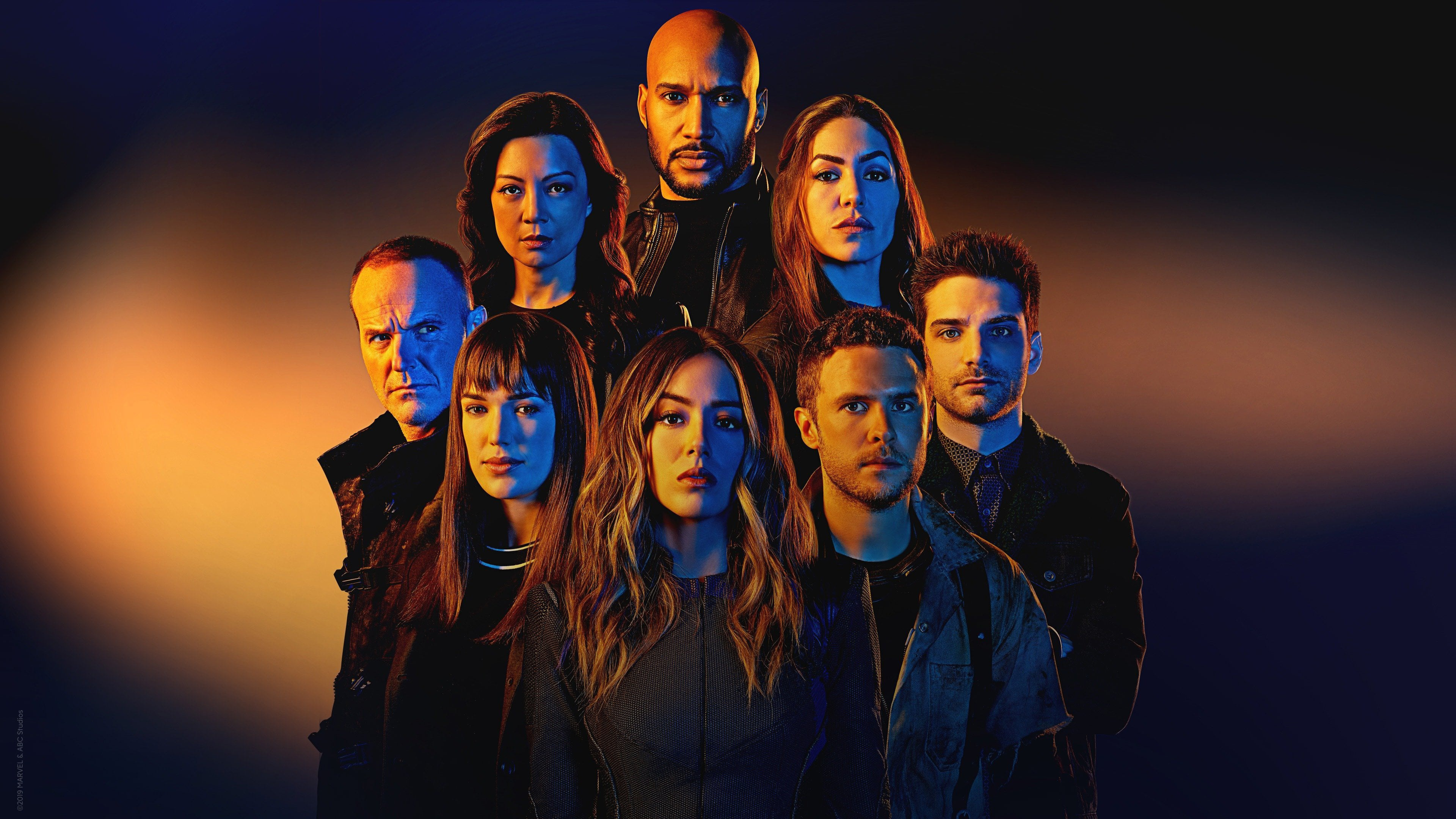 Marvel S Agents Of S H I E L D 4k Ultra Hd Wallpaper Background