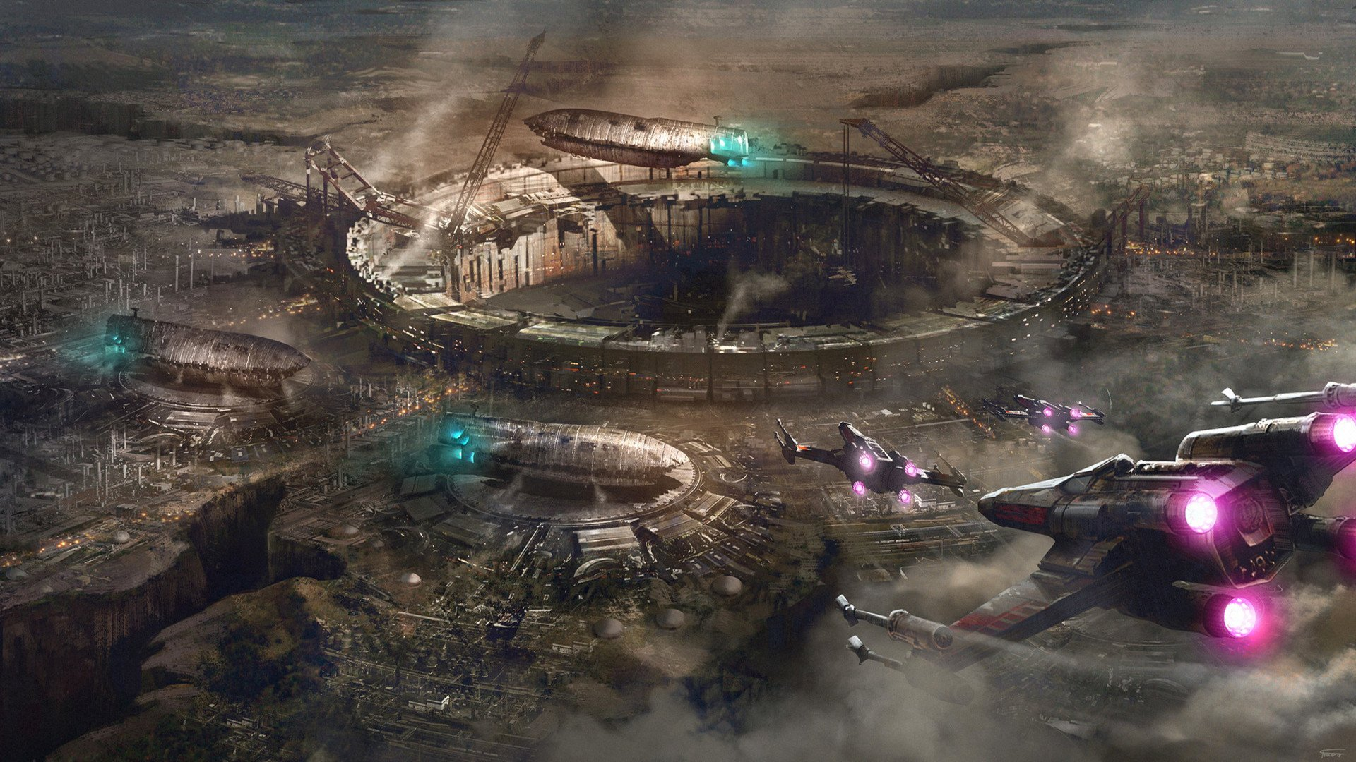 Resistance Base Hd Wallpaper Background Image 1920x1080 Id 1033108 Wallpaper Abyss