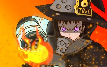 60 Fire Force Hd Wallpapers Background Images Wallpaper Abyss Page 2 Select and download your desired screen size from its original uhd 3840x2160 resolution to different high definition resolution or hd mobile portrait versions. 60 fire force hd wallpapers