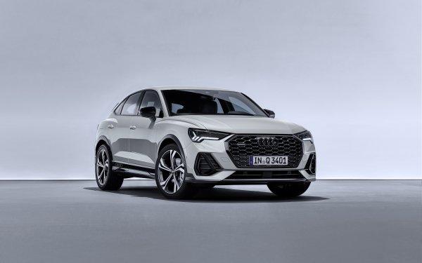 Vehicles Audi Q3 Audi Car SUV Luxury Car White Car HD Wallpaper | Background Image