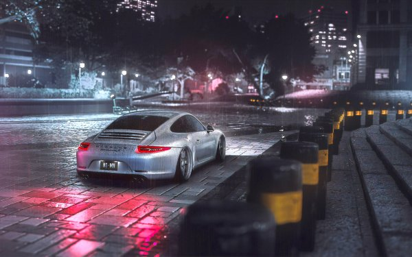 Video Game Need for Speed (2015) Need for Speed Porsche 911 Carrera HD Wallpaper | Background Image