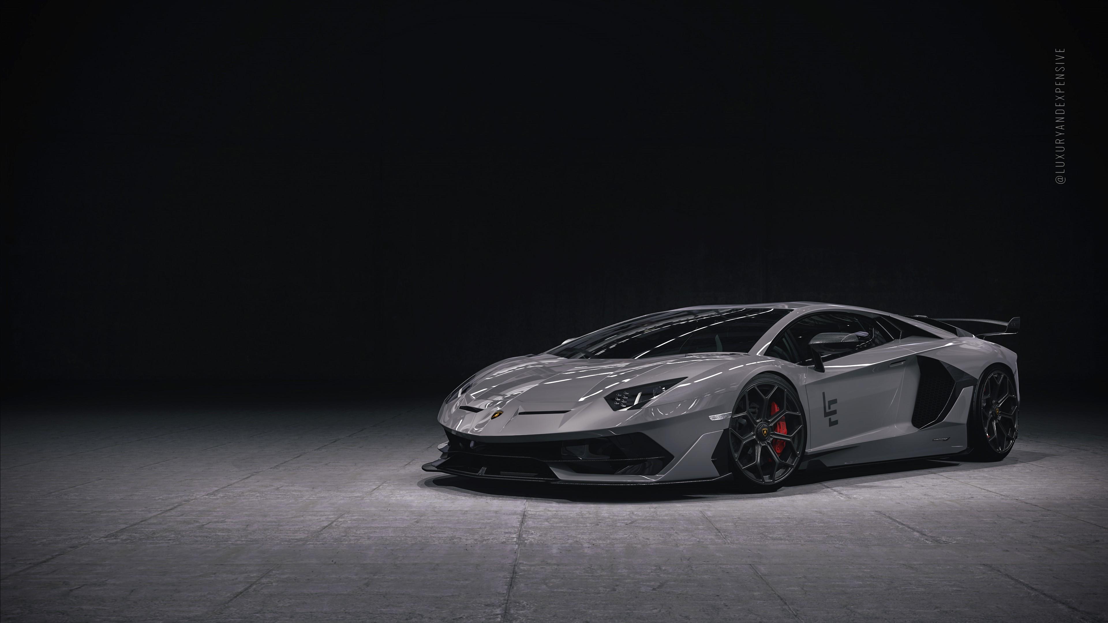 Lamborghini Aventador Svj 4k Ultra Hd Wallpaper Background Image 3840x2160 Id 1041085 Wallpaper Abyss