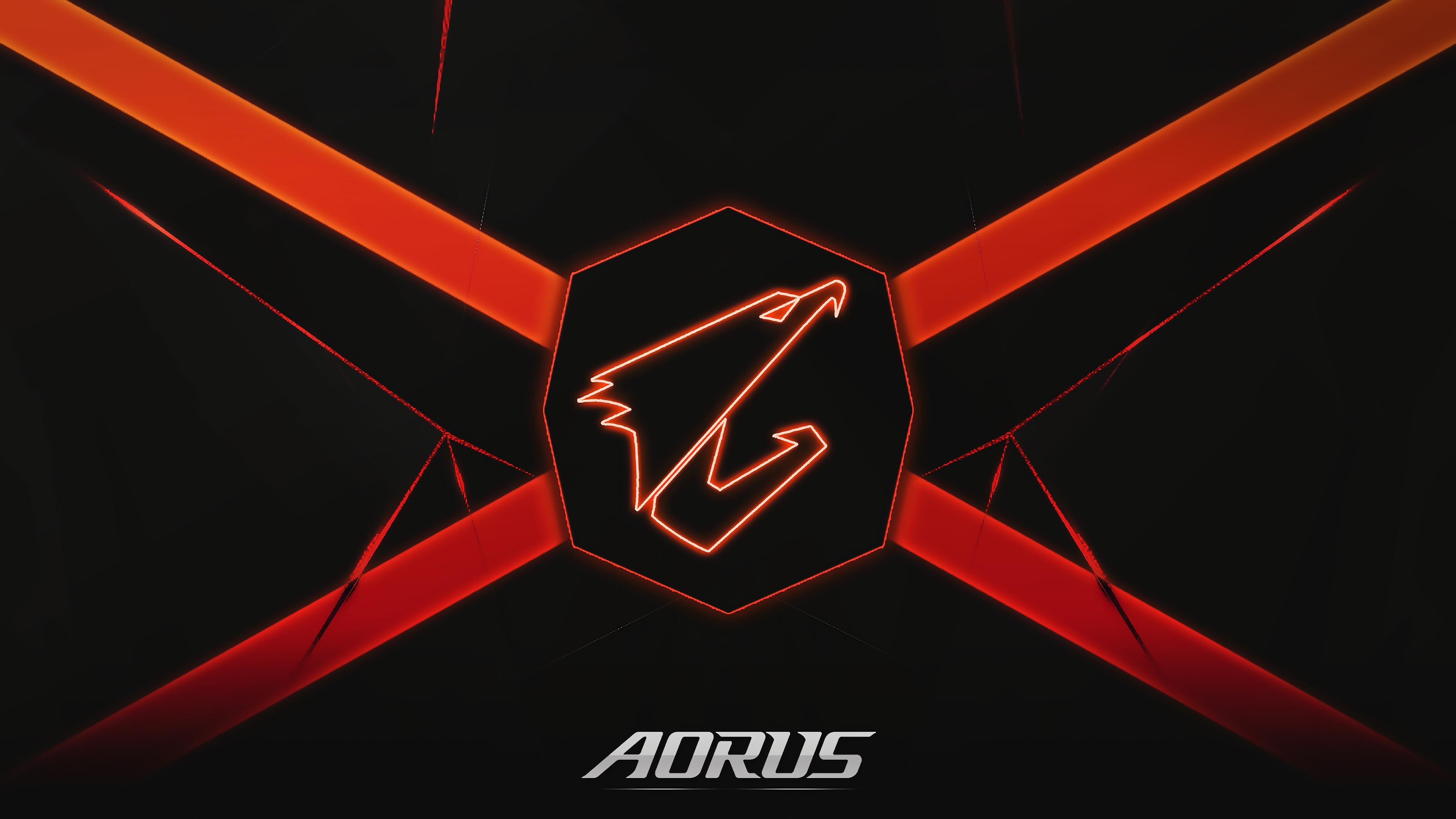 Gigabyte Aorus 4k Ultra Hd Wallpaper Background Image