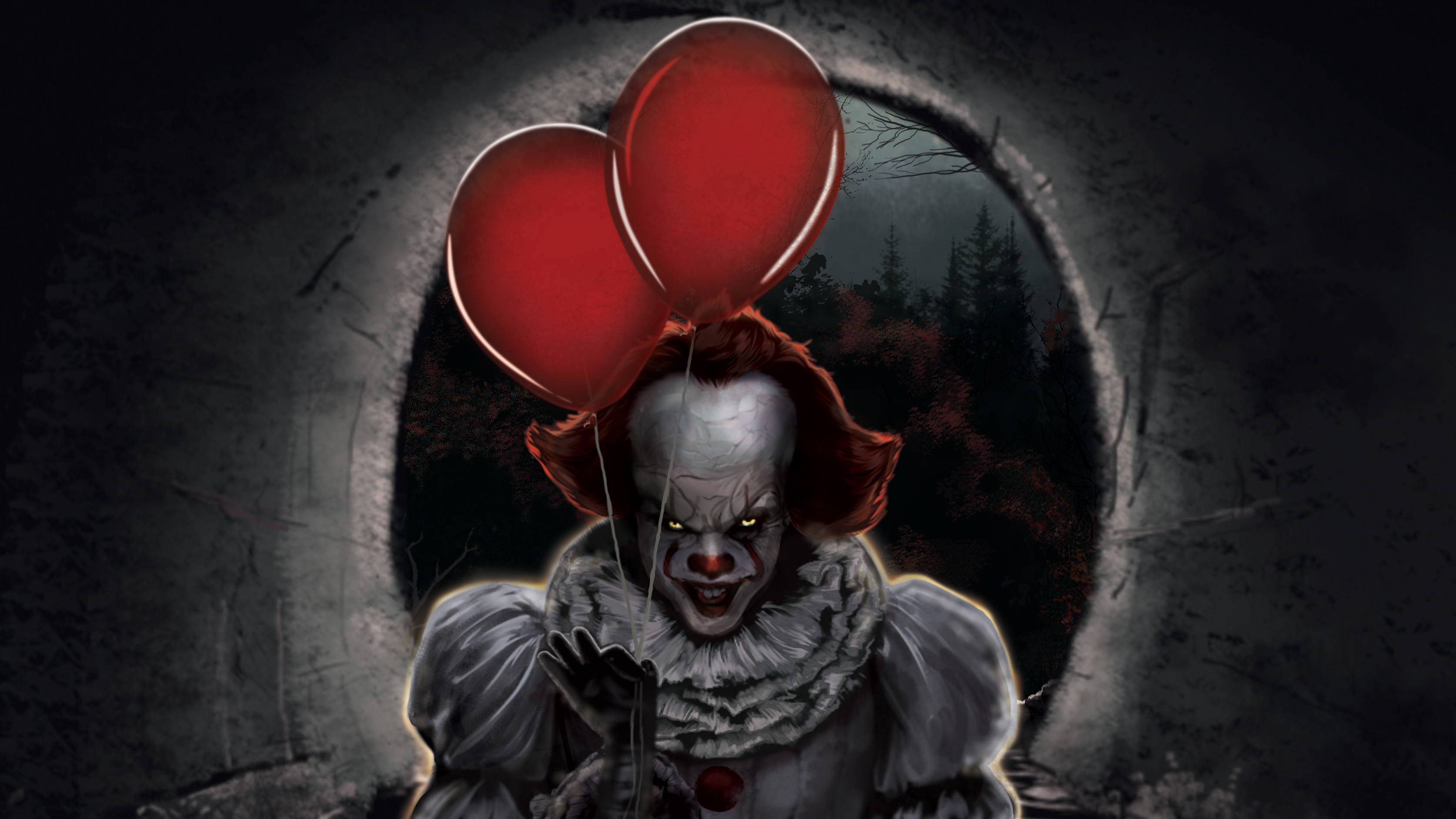 It 2017 Hd Wallpaper Background Image 3347x1883 Id 1044754 Wallpaper Abyss