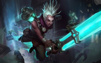 17 Ekko League Of Legends Hd Wallpapers Background