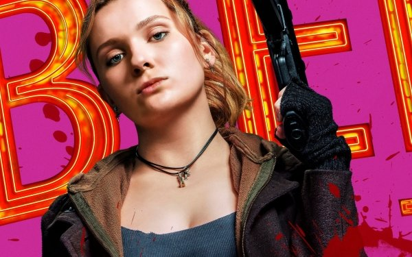 Movie Zombieland: Double Tap Abigail Breslin HD Wallpaper | Background Image