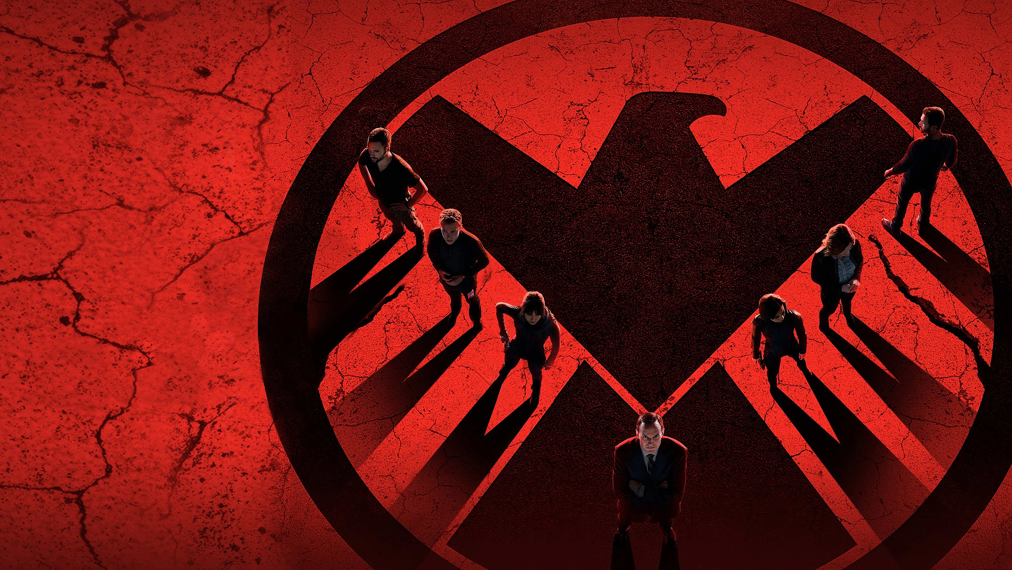 Marvel S Agents Of S H I E L D 4k Ultra Hd Wallpaper Background