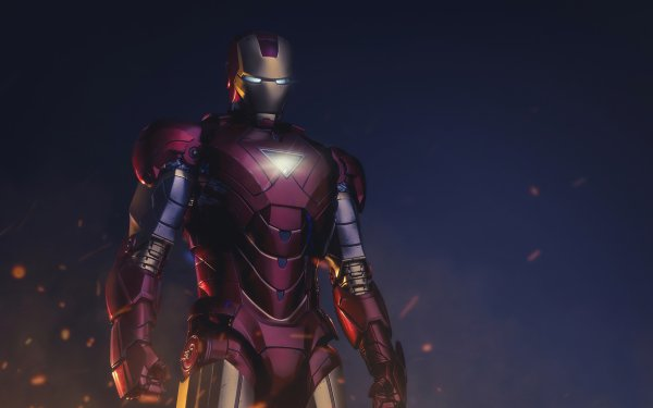 Comics Iron Man Marvel Comics HD Wallpaper | Background Image