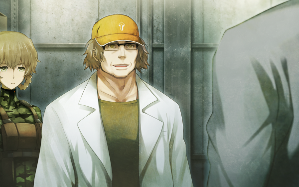 Anime Steins;Gate 0 Itaru Hashida Suzuha Amane HD Wallpaper   Background Image