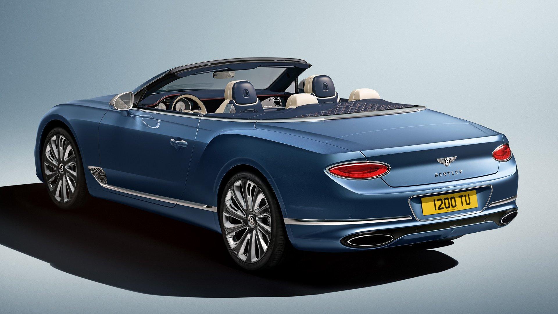 2020 Bentley Continental Gt Convertible By Mulliner Papel De Parede Hd Plano De Fundo 1920x1080 Id 1069518 Wallpaper Abyss