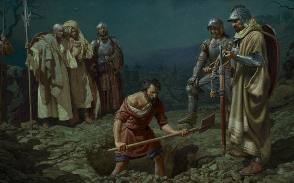 Fantasy Men Shovel Knight HD Wallpaper   Background Image