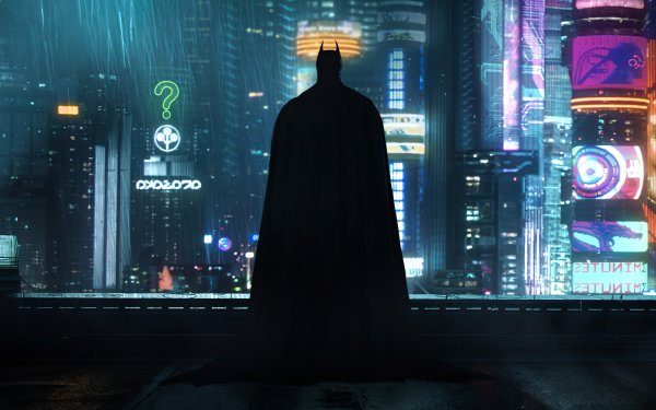 Comics Batman Gotham City DC Comics HD Wallpaper   Background Image