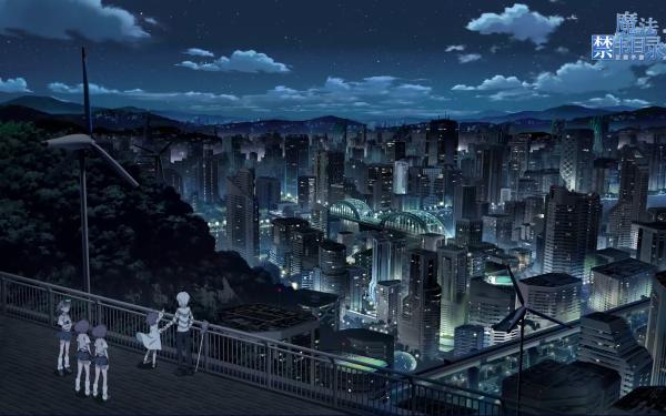 Anime A Certain Magical Index Toaru Majutsu no Index Accelerator HD Wallpaper | Background Image