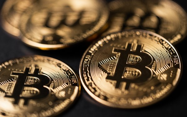Technology Bitcoin Cryptocurrency Coin Currency HD Wallpaper | Background Image
