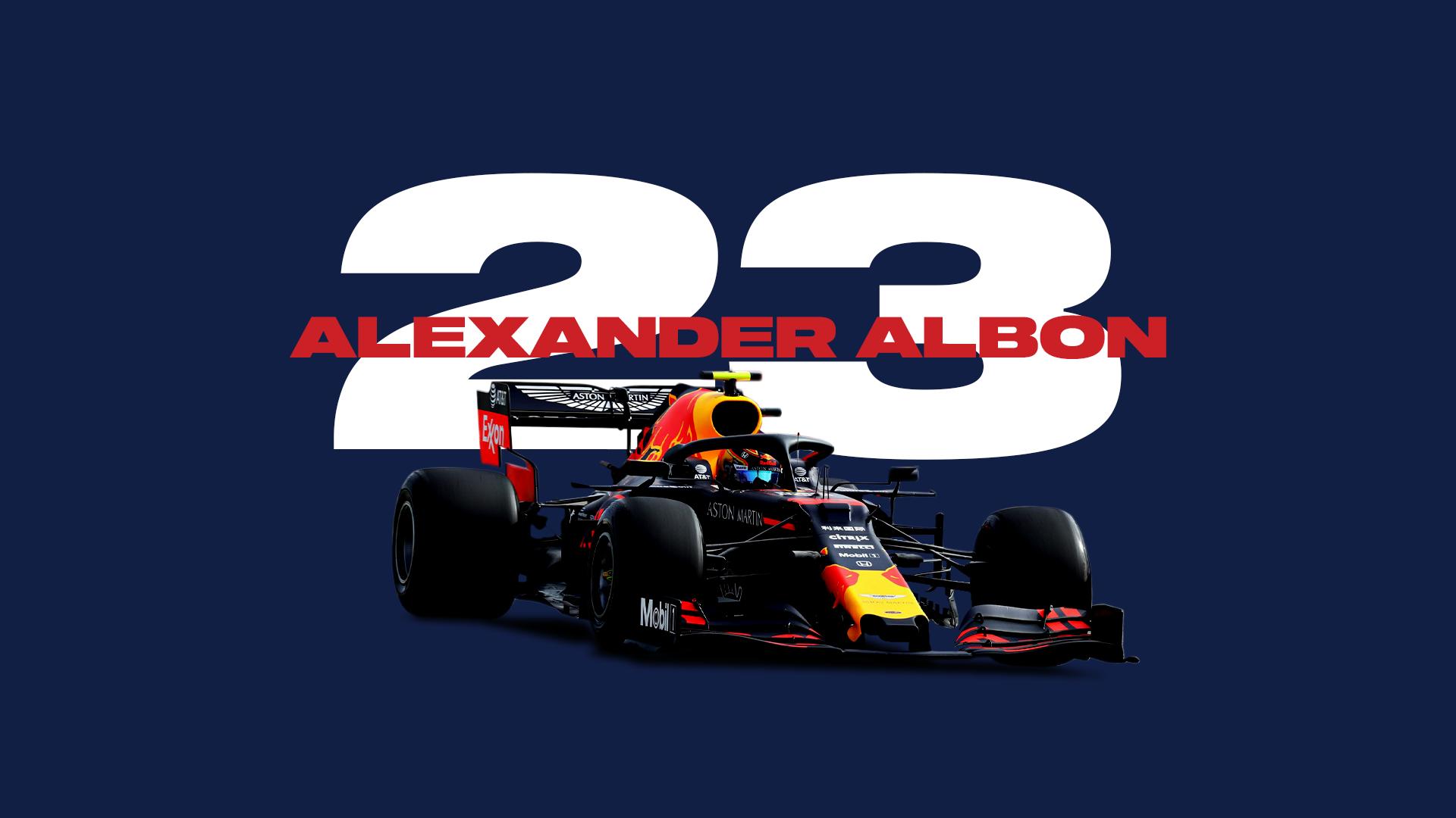Formula 1 Alexander Albon 2020 Hd Wallpaper Background Image 1920x1080 Id 1079839 Wallpaper Abyss