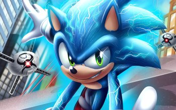 21 Sonic The Hedgehog Hd Wallpapers Background Images